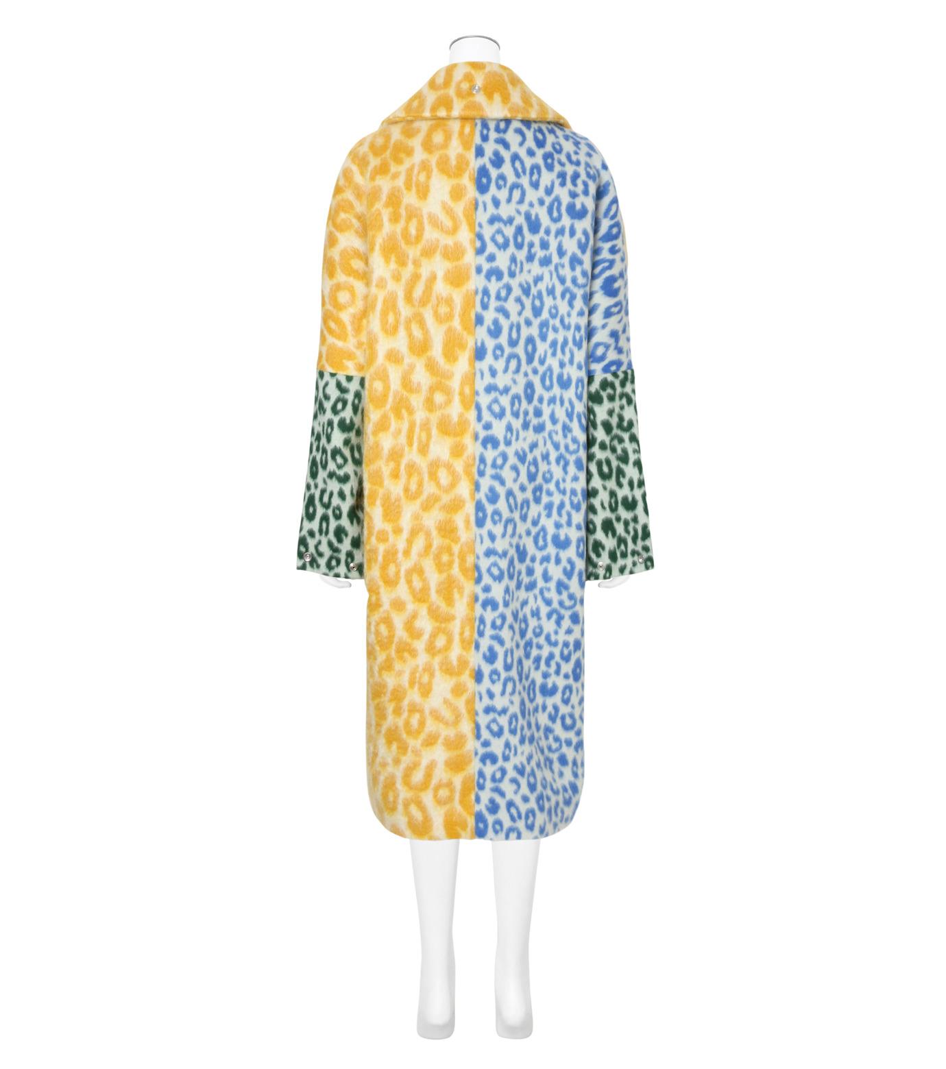 ACNE STUDIOS(アクネ ストゥディオズ)のLeopard Multicolor Coat-MULTI COLOUR(コート/coat)-12Z164-9 拡大詳細画像2