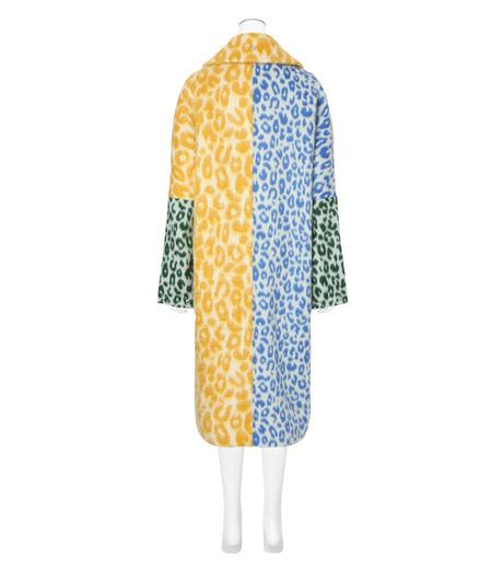 ACNE STUDIOS(アクネ ストゥディオズ)のLeopard Multicolor Coat-MULTI COLOUR(コート/coat)-12Z164-9 詳細画像2