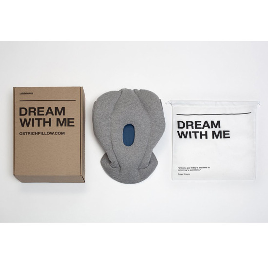 MERCROSS(メルクロス)のOstrich Pillow-BORDEAUX(アザーズ/others)-13-O001091-63 詳細画像3