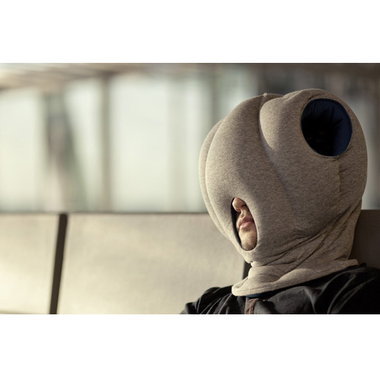 MERCROSS(メルクロス)のOstrich Pillow-BORDEAUX(アザーズ/others)-13-O001091-63 詳細画像5
