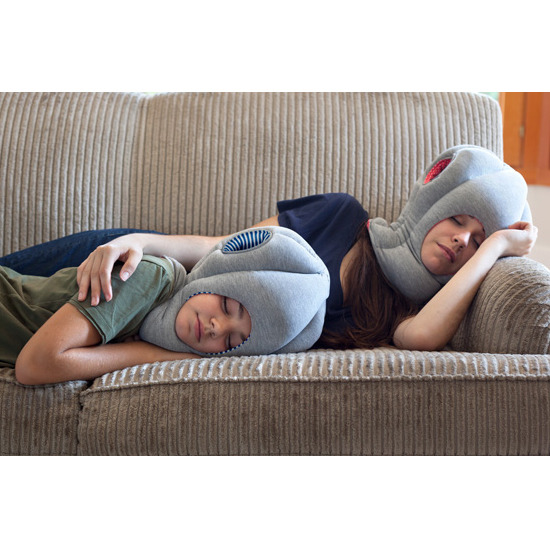 MERCROSS(メルクロス)のOstrich Pillow-BORDEAUX(アザーズ/others)-13-O001091-63 詳細画像7