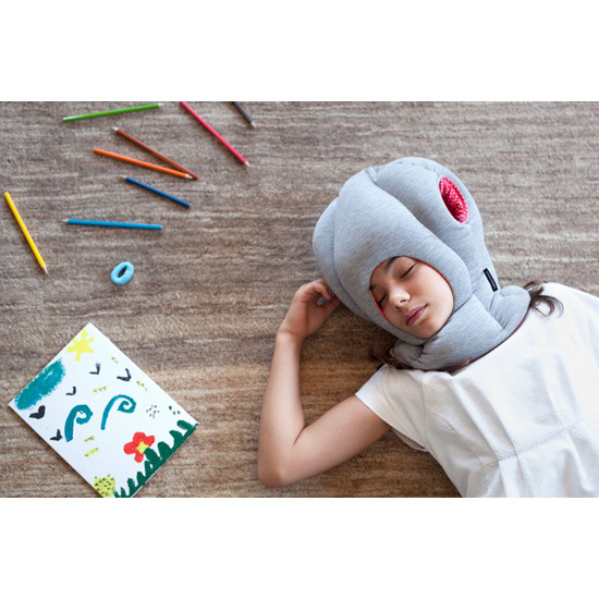 MERCROSS(メルクロス)のOstrich Pillow-BORDEAUX(アザーズ/others)-13-O001091-63 詳細画像8