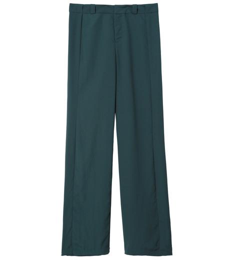 LE CIEL BLEU(ルシェルブルー)のWide Straight Pants-GREEN(パンツ/pants)-14A68006 詳細画像1