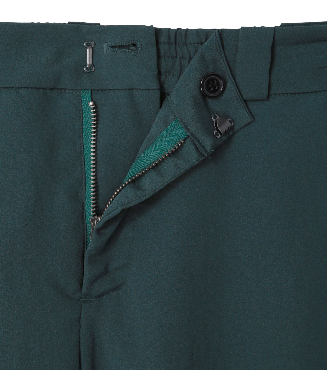 LE CIEL BLEU(ルシェルブルー)のWide Straight Pants-GREEN(パンツ/pants)-14A68006 拡大詳細画像5