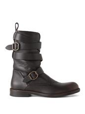 Jimmy Choo(ジミーチュウ) Belted Boots