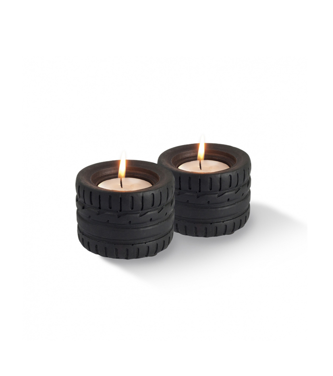 INVOTIS(インヴォティス)のWheels - t-light holder-BLACK(アザーズ/others)-1575-13 拡大詳細画像1