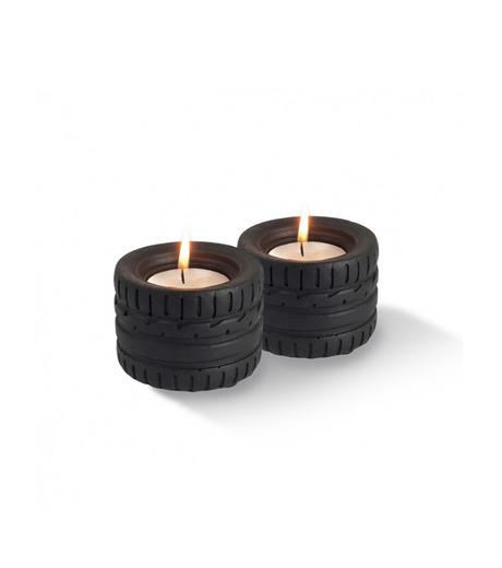 INVOTIS(インヴォティス)のWheels - t-light holder-BLACK(アザーズ/others)-1575-13 詳細画像1