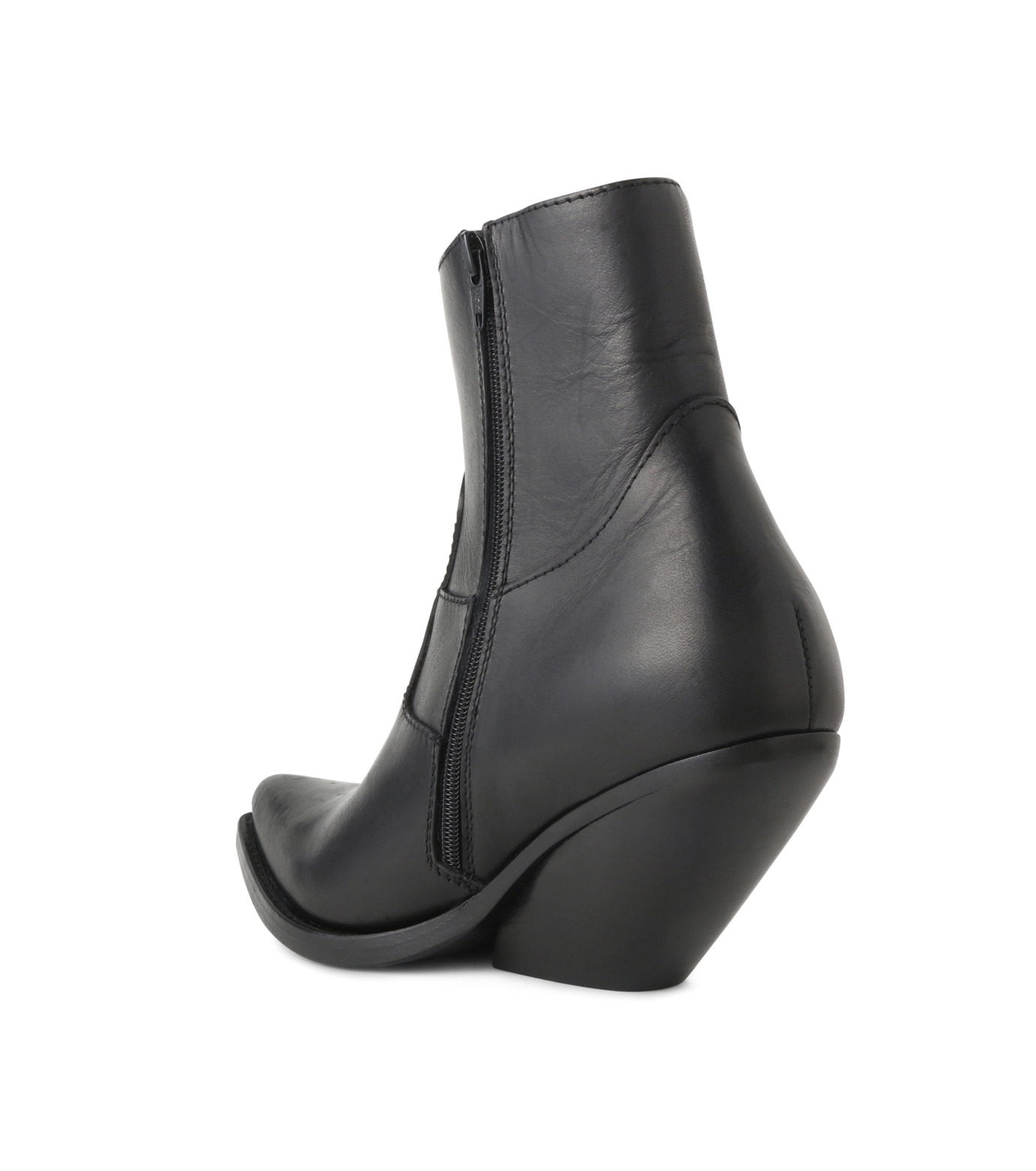 VETEMENTS(ヴェトモン)のCowboy Ankle Boots-BLACK(ブーツ/boots)-15796-13 拡大詳細画像2