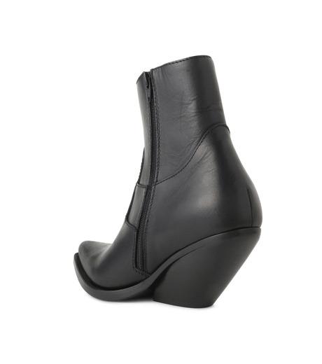 VETEMENTS(ヴェトモン)のCowboy Ankle Boots-BLACK(ブーツ/boots)-15796-13 詳細画像2