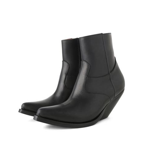 VETEMENTS(ヴェトモン)のCowboy Ankle Boots-BLACK(ブーツ/boots)-15796-13 詳細画像3