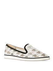 Nicholas  Kirkwood 35mm Alona Lace Loafer