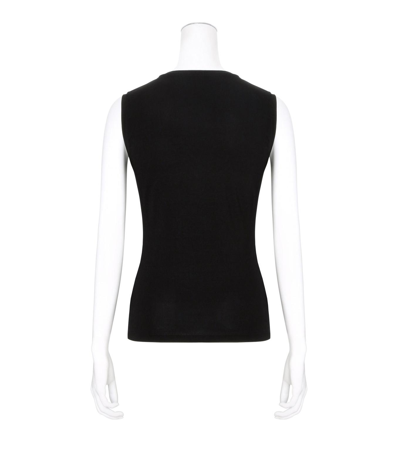 ACNE STUDIOS(アクネ ストゥディオズ)のTank Top-BLACK(カットソー/cut and sewn)-15A166-13 拡大詳細画像2