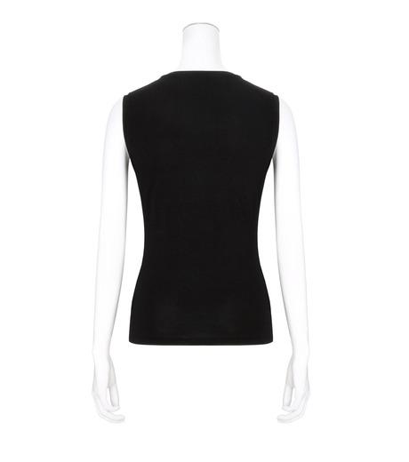 ACNE STUDIOS(アクネ ストゥディオズ)のTank Top-BLACK(カットソー/cut and sewn)-15A166-13 詳細画像2