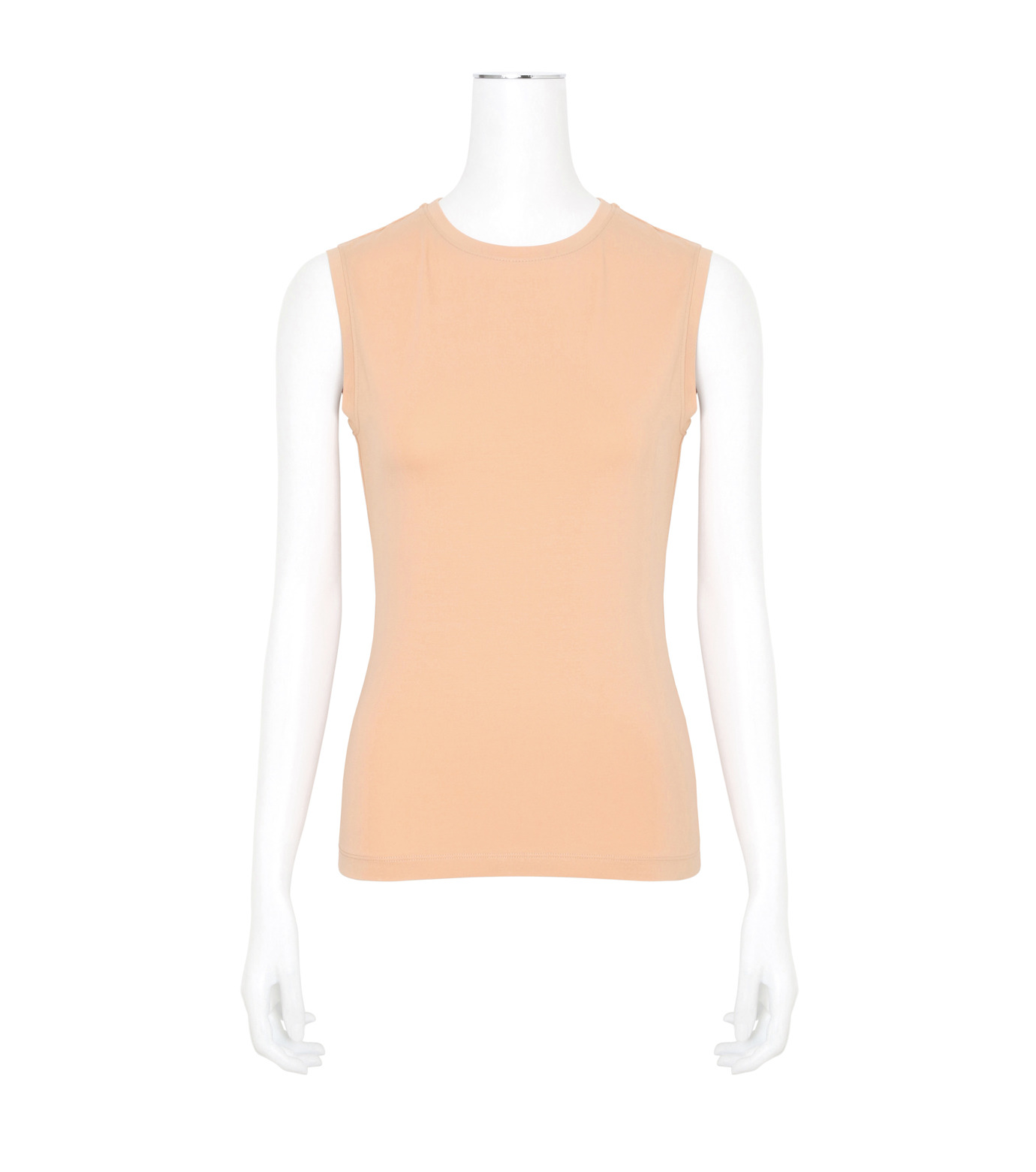 ACNE STUDIOS(アクネ ストゥディオズ)のTank Top-BEIGE(カットソー/cut and sewn)-15A166-52 拡大詳細画像1