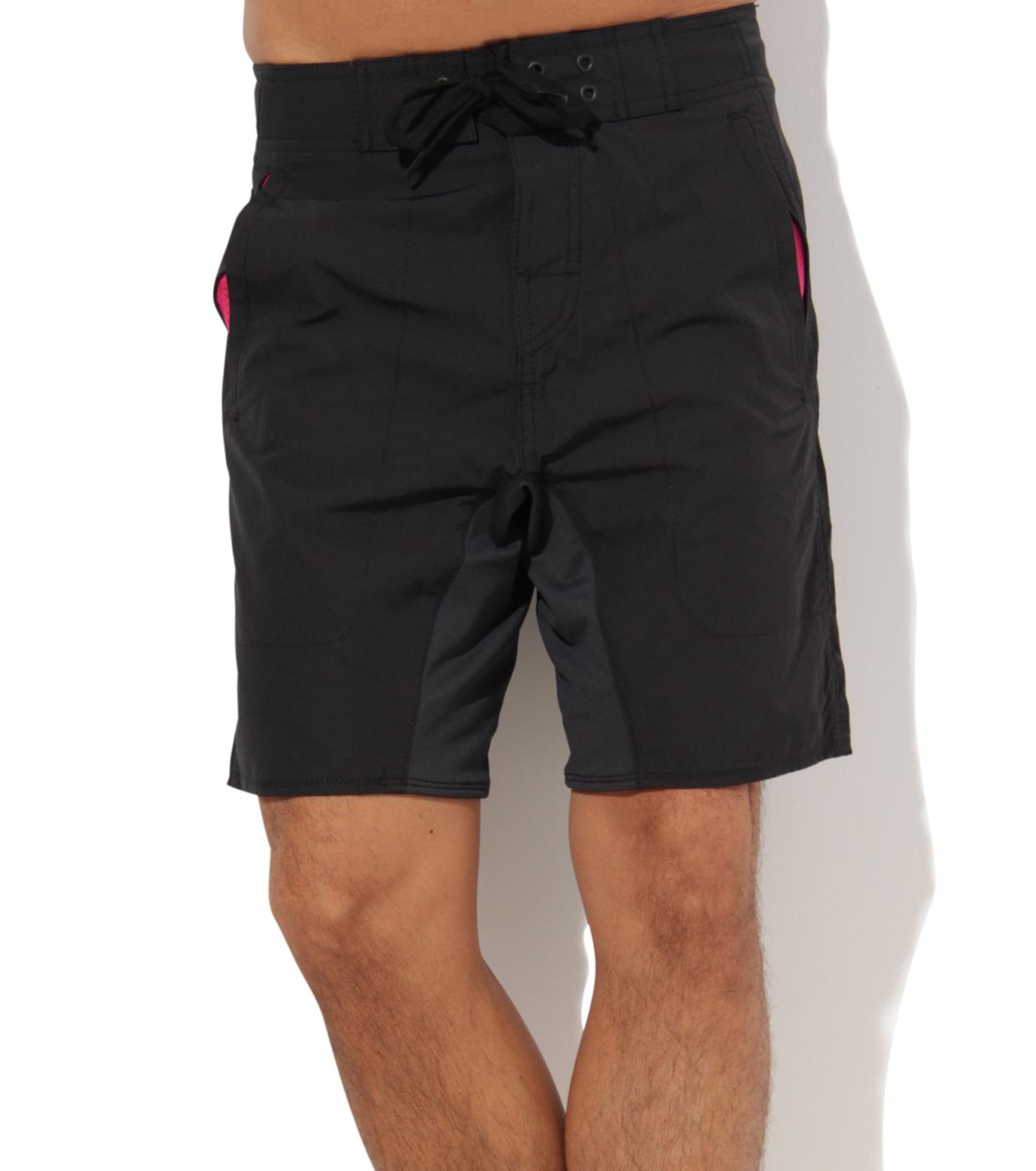 TWO TWO ONE(トゥートゥーワン)のSurf shorts short-BLACK(SWIMWEAR/SWIMWEAR)-15N948001-13 拡大詳細画像3