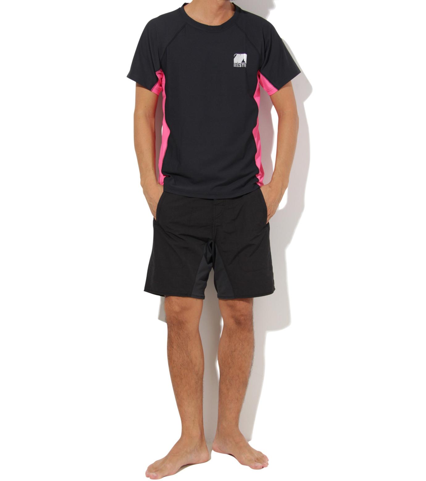TWO TWO ONE(トゥートゥーワン)のSurf shorts short-BLACK(SWIMWEAR/SWIMWEAR)-15N948001-13 拡大詳細画像5
