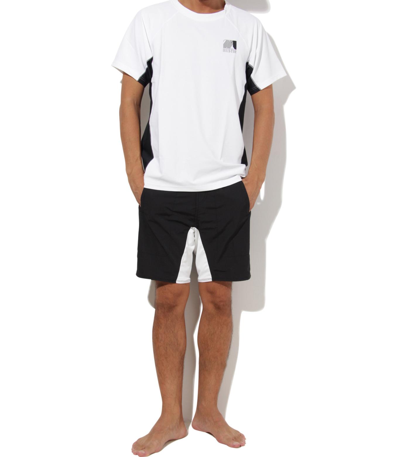 TWO TWO ONE(トゥートゥーワン)のSurf shorts short-WHITE(SWIMWEAR/SWIMWEAR)-15N948001-4 拡大詳細画像5