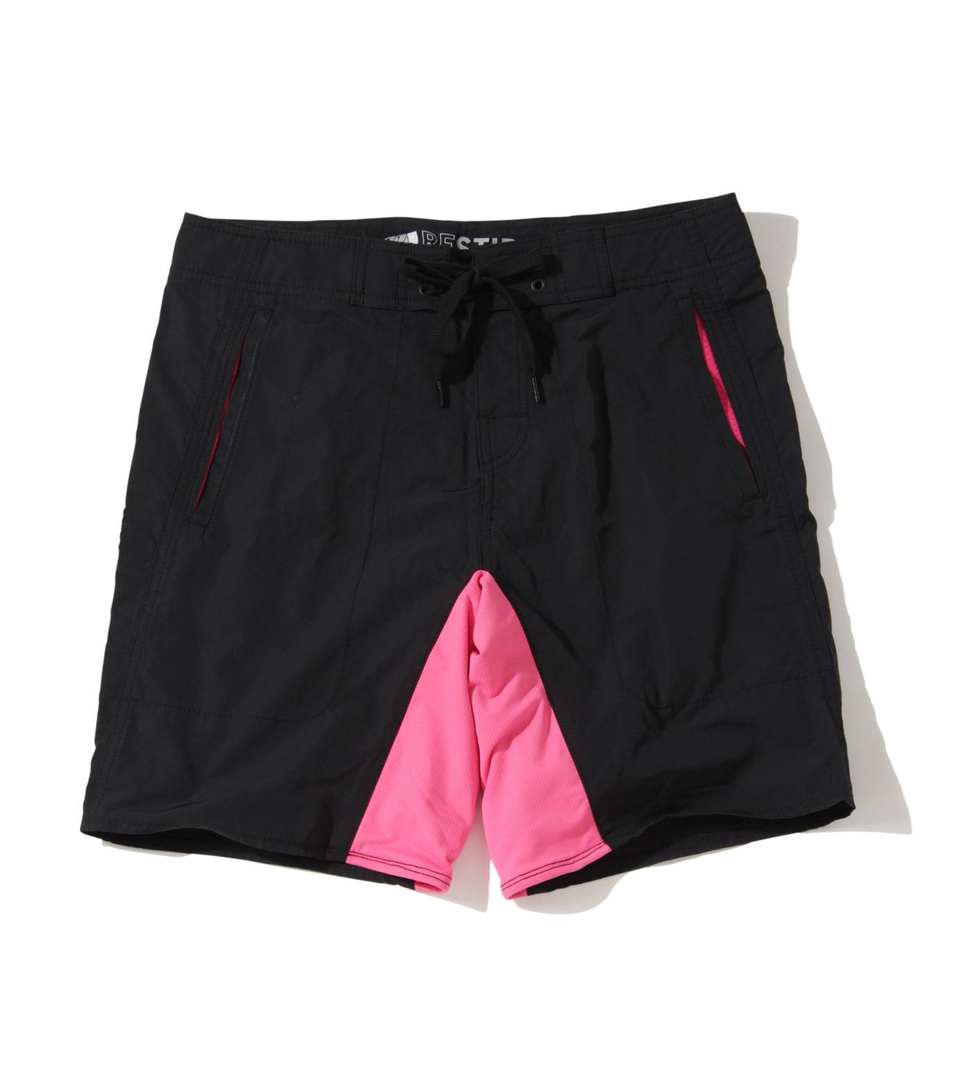 TWO TWO ONE(トゥートゥーワン)のSurf shorts short-PINK(SWIMWEAR/SWIMWEAR)-15N948001-72 拡大詳細画像1