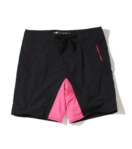 TWO TWO ONE(トゥートゥーワン)のSurf shorts short-PINK(SWIMWEAR/SWIMWEAR)-15N948001-72 詳細画像1