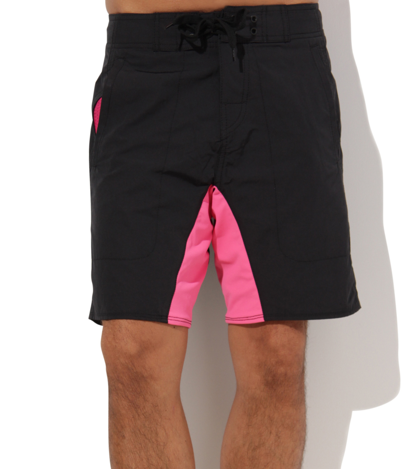 TWO TWO ONE(トゥートゥーワン)のSurf shorts short-PINK(SWIMWEAR/SWIMWEAR)-15N948001-72 拡大詳細画像3