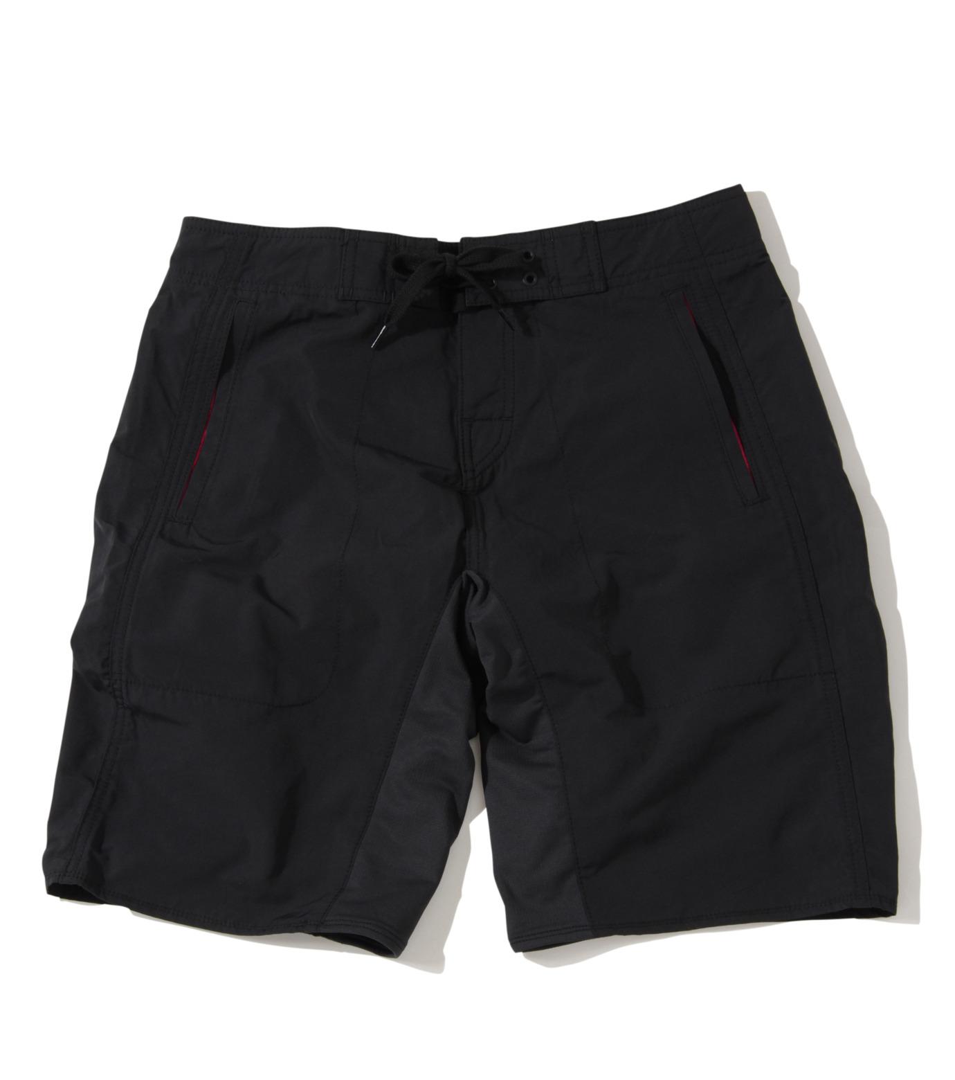TWO TWO ONE(トゥートゥーワン)のSurf shorts long-BLACK(SWIMWEAR/SWIMWEAR)-15N948002-13 拡大詳細画像1