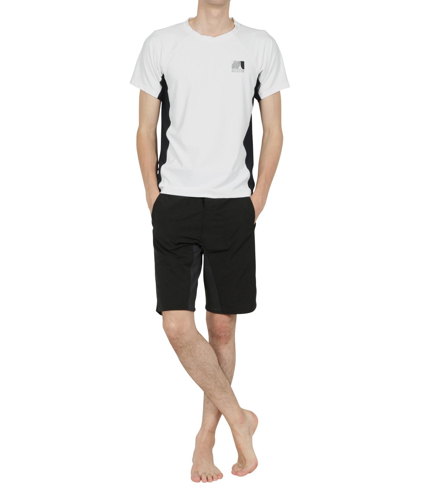 TWO TWO ONE(トゥートゥーワン)のSurf shorts long-BLACK(SWIMWEAR/SWIMWEAR)-15N948002-13 拡大詳細画像3
