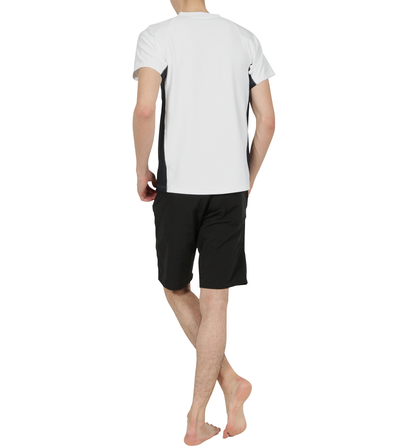 TWO TWO ONE(トゥートゥーワン)のSurf shorts long-BLACK(SWIMWEAR/SWIMWEAR)-15N948002-13 拡大詳細画像4