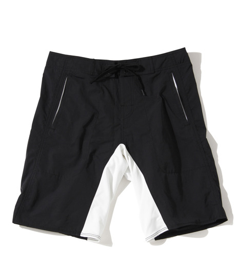 TWO TWO ONE(トゥートゥーワン)のSurf shorts long-WHITE(SWIMWEAR/SWIMWEAR)-15N948002-4 詳細画像1