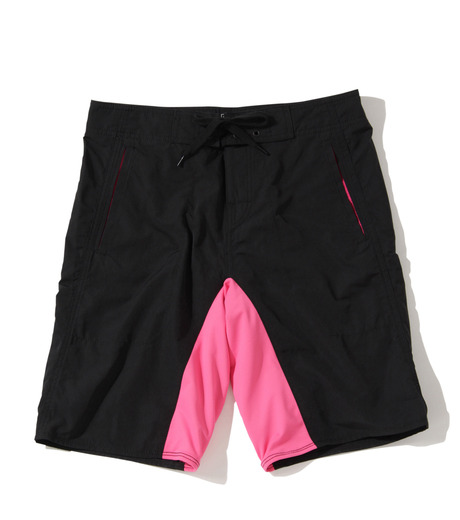 TWO TWO ONE(トゥートゥーワン)のSurf shorts long-PINK(SWIMWEAR/SWIMWEAR)-15N948002-72 詳細画像1