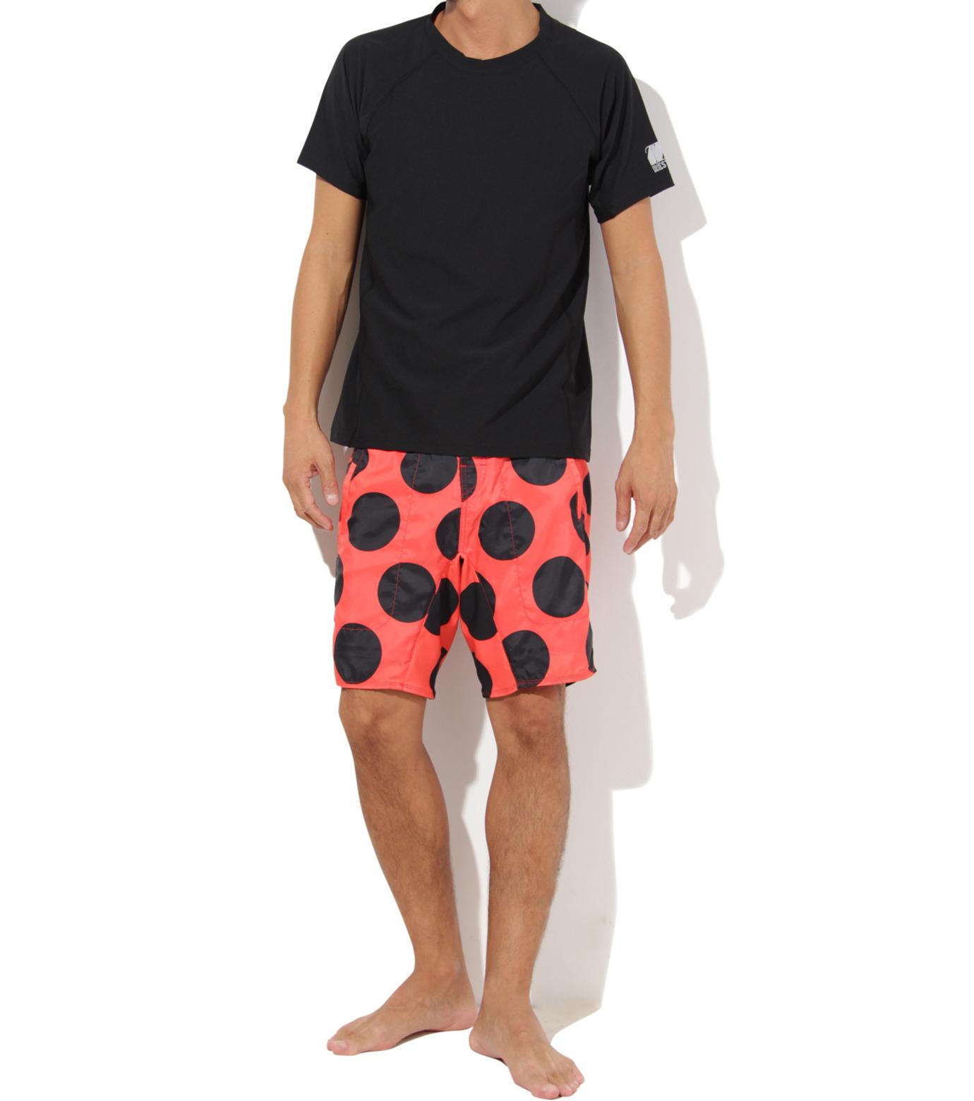 TWO TWO ONE(トゥートゥーワン)のDot surf shorts-BORDEAUX(SWIMWEAR/SWIMWEAR)-15N98003-63 拡大詳細画像5