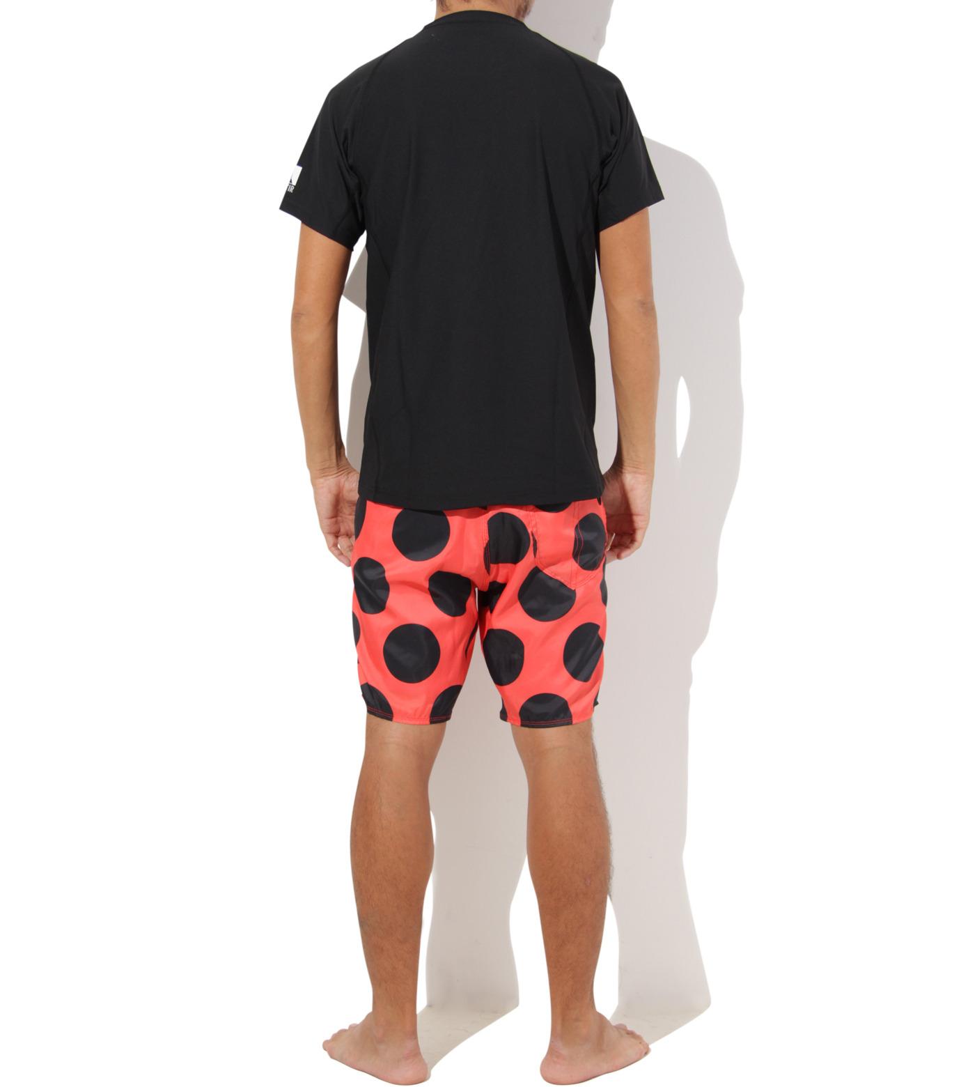 TWO TWO ONE(トゥートゥーワン)のDot surf shorts-BORDEAUX(SWIMWEAR/SWIMWEAR)-15N98003-63 拡大詳細画像6