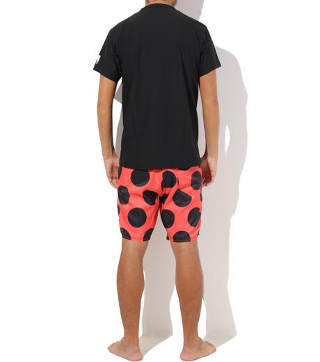 TWO TWO ONE(トゥートゥーワン)のDot surf shorts-BORDEAUX(SWIMWEAR/SWIMWEAR)-15N98003-63 詳細画像6