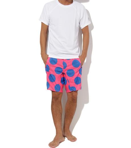 TWO TWO ONE(トゥートゥーワン)のDot surf shorts-SALMON PINK(SWIMWEAR/SWIMWEAR)-15N98003-73 詳細画像5