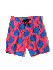 TWO TWO ONE Dot surf shorts
