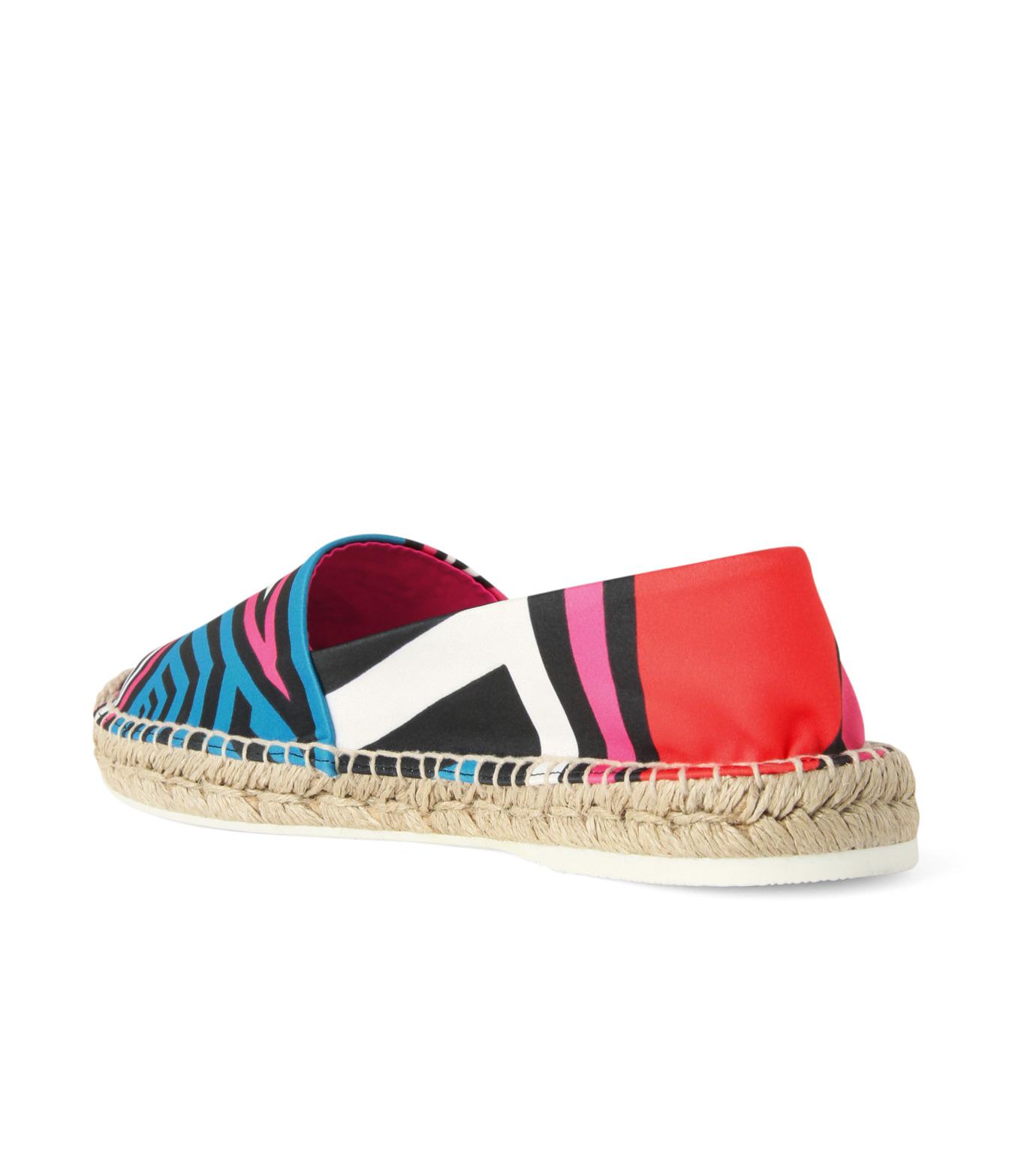 Nicholas  Kirkwood(ニコラス カークウッド)のEspadrille Loafer-MULTI COLOUR(シューズ/shoes)-15SF012-9 拡大詳細画像2