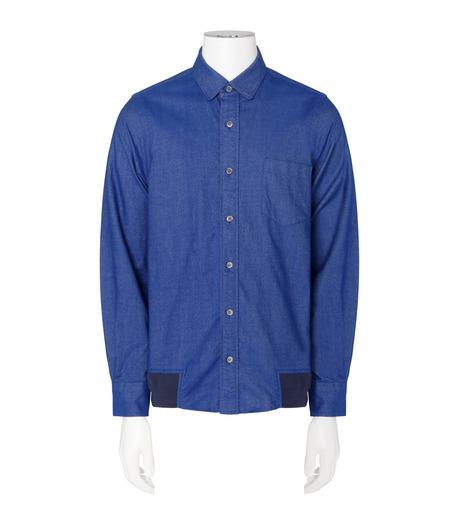 Sacai(サカイ)のOxford Shirt-BLUE(シャツ/shirt)-16-01093M-92 詳細画像1