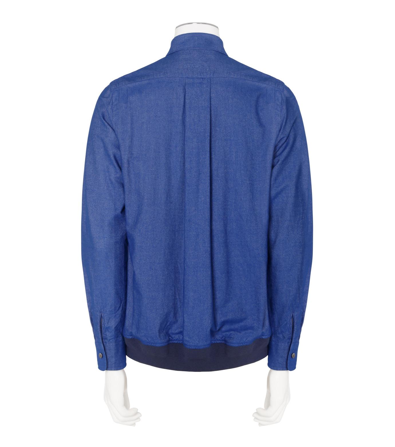 Sacai(サカイ)のOxford Shirt-BLUE(シャツ/shirt)-16-01093M-92 拡大詳細画像2