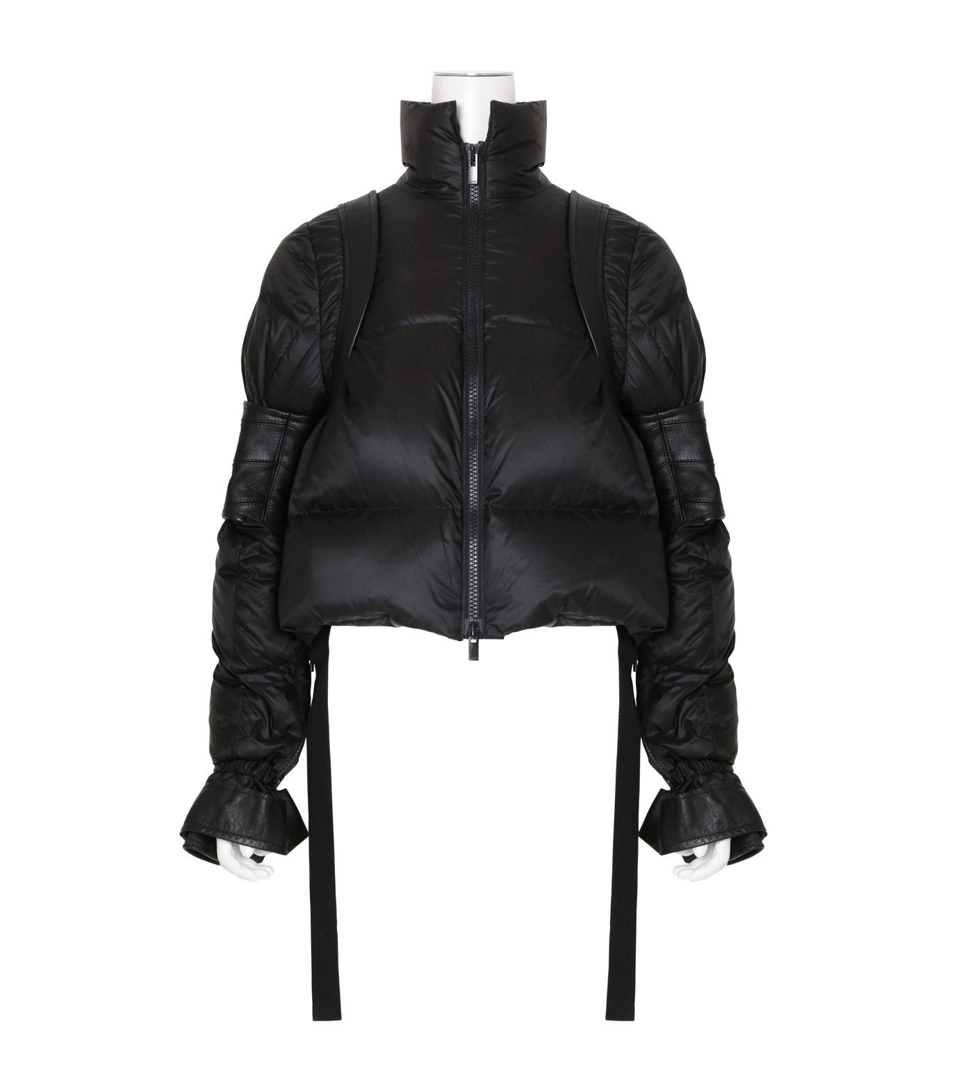 Sacai(サカイ)のCompact Down Jacket-BLACK(ブルゾン/blouson)-16-02900-13 拡大詳細画像1