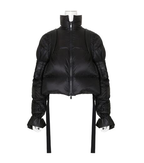 Sacai(サカイ)のCompact Down Jacket-BLACK(ブルゾン/blouson)-16-02900-13 詳細画像1