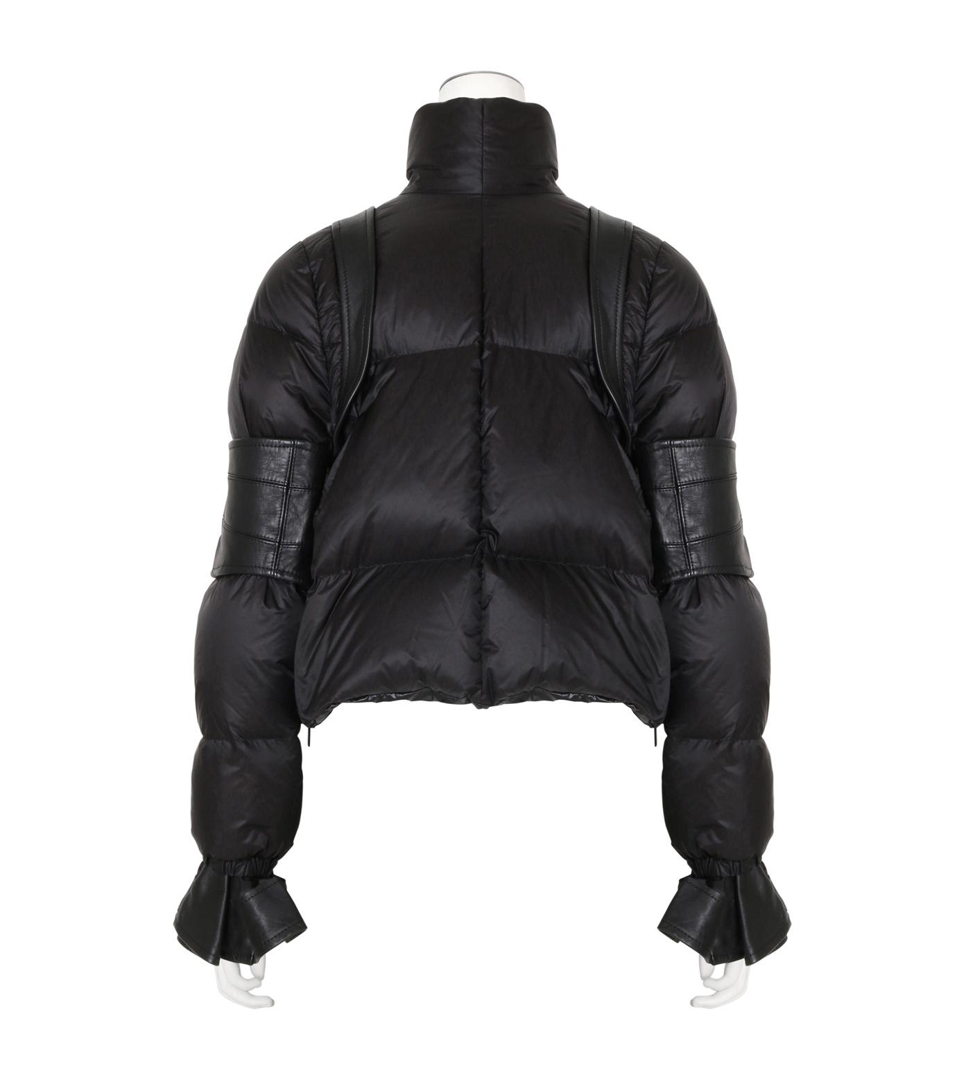 Sacai(サカイ)のCompact Down Jacket-BLACK(ブルゾン/blouson)-16-02900-13 拡大詳細画像2