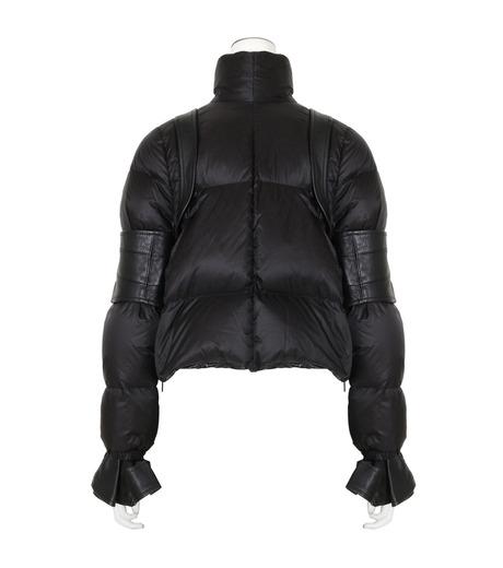 Sacai(サカイ)のCompact Down Jacket-BLACK(ブルゾン/blouson)-16-02900-13 詳細画像2