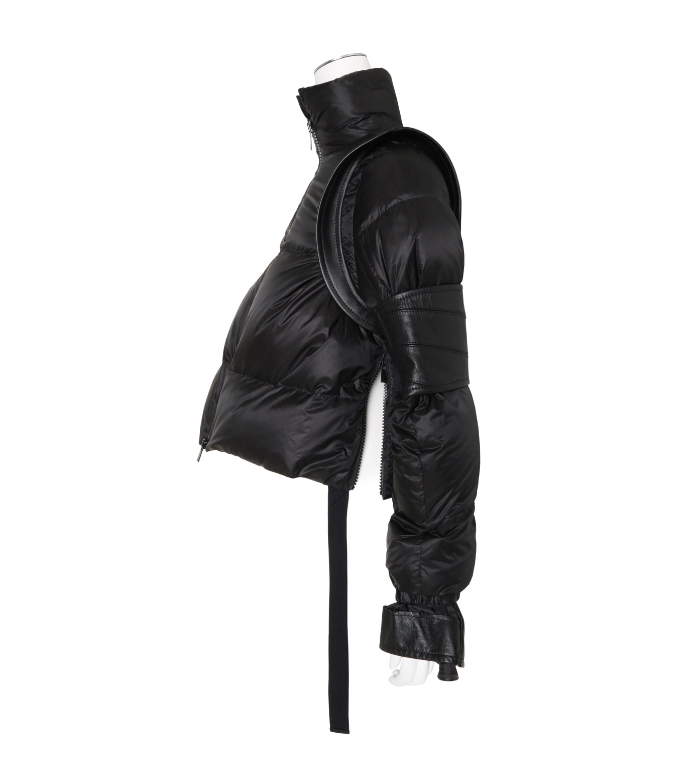 Sacai(サカイ)のCompact Down Jacket-BLACK(ブルゾン/blouson)-16-02900-13 拡大詳細画像3
