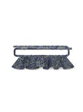 Jourden Cobalt Duvet Fuller Tie Belt