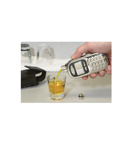 INVOTIS(インヴォティス)のMobile Phone Hip Flask-SILVER(アザーズ/others)-1655-1 詳細画像3