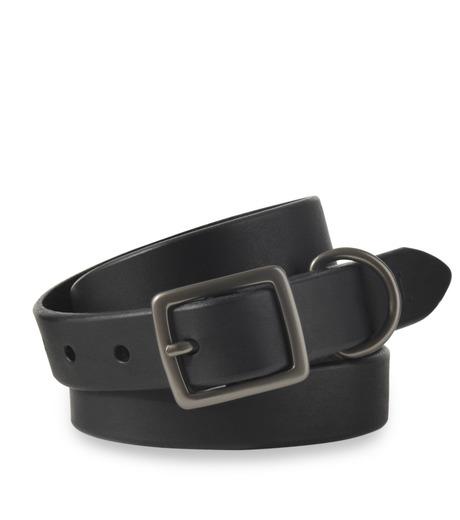 HL HEDDIE LOVU(エイチエル・エディールーヴ)のbasic BELT-BLACK(ベルト/belt)-16A90002-13 詳細画像1