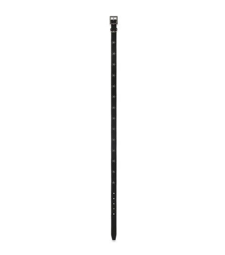 HL HEDDIE LOVU(エイチエル・エディールーヴ)のSaddle STAR BELT-BLACK(ベルト/belt)-16A90005-13 詳細画像2
