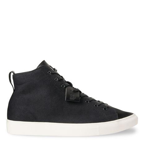 HL HEDDIE LOVU(エイチエル・エディールーヴ)のHL Hi sneaker-BLACK(スニーカー/sneaker)-16A90006-13 詳細画像1