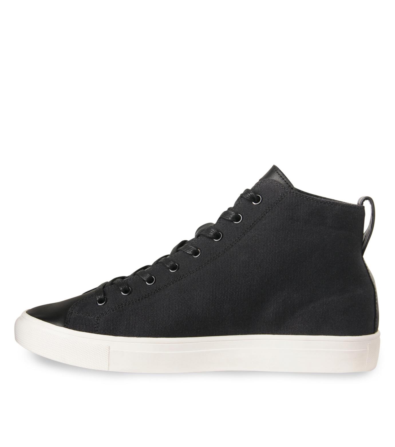 HL HEDDIE LOVU(エイチエル・エディールーヴ)のHL Hi sneaker-BLACK(スニーカー/sneaker)-16A90006-13 拡大詳細画像2