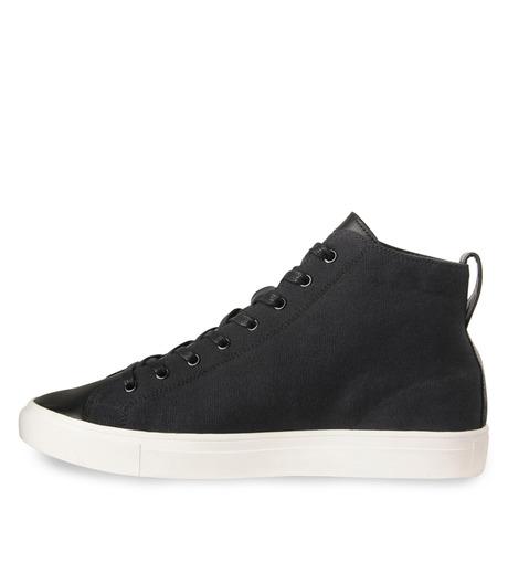 HL HEDDIE LOVU(エイチエル・エディールーヴ)のHL Hi sneaker-BLACK(スニーカー/sneaker)-16A90006-13 詳細画像2