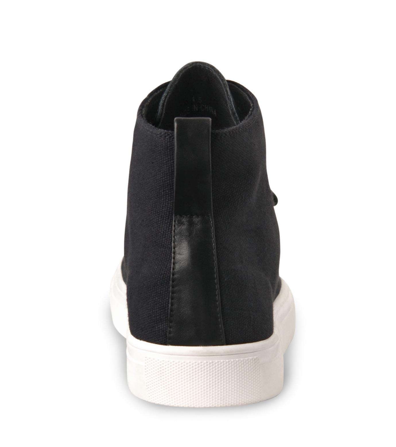 HL HEDDIE LOVU(エイチエル・エディールーヴ)のHL Hi sneaker-BLACK(スニーカー/sneaker)-16A90006-13 拡大詳細画像3